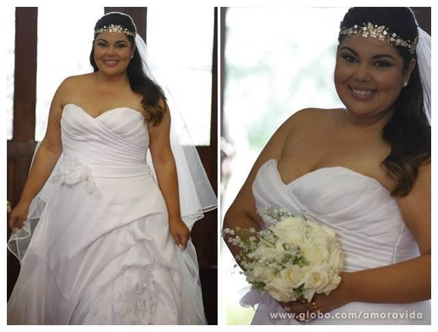 A noiva Perséfone, linda!